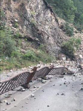 四川九寨沟7.0级地震 国家地震局启动I级应急响应
