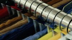 影响筒子纱烘干质量的主要因素